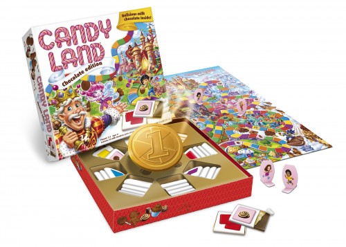 Candyland Chocolate Edition
