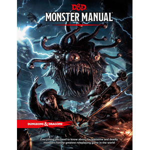 DnD Monster Manual