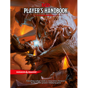 DnD Player's Handbook