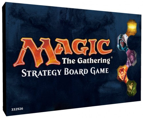 Magic The Gathering Strategy Board Game2 - UNDER EMBARGO
