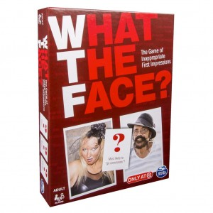 What the Face box