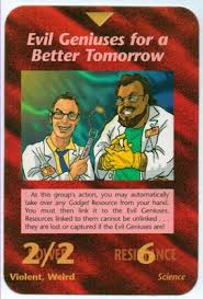 steve jackson games illuminati card