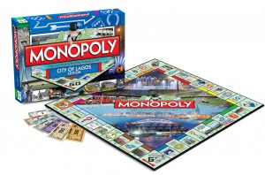 Monopoly City of Lagos Edition
