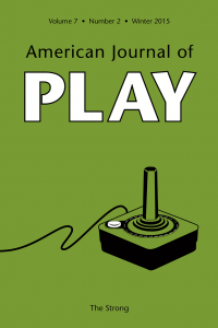 American Journal of Play v7n2