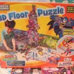 DC Super Friends 3D Floor Puzzle