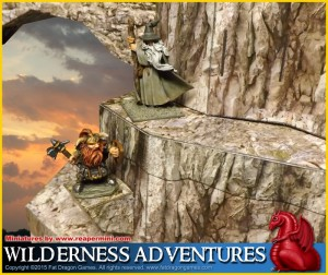 Fat Dragon Games Wilderness Adventures