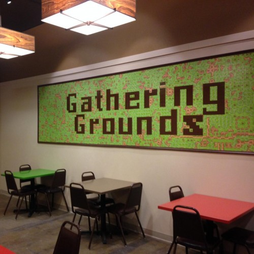 Gathering Grounds Interior