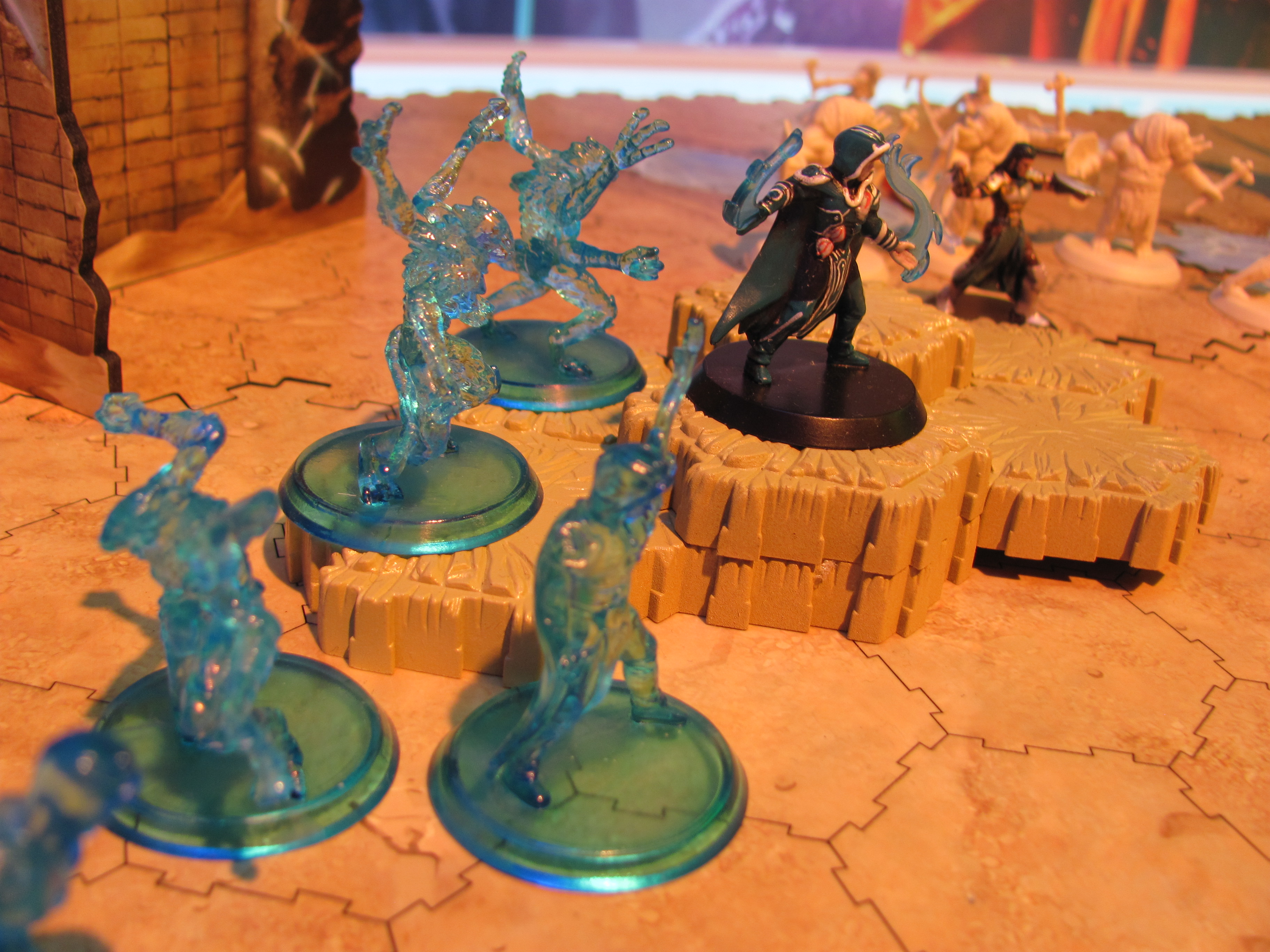 Toy Fair 2015—Magic the Gathering: Arena of the ... Planeswalker Arena Board Game