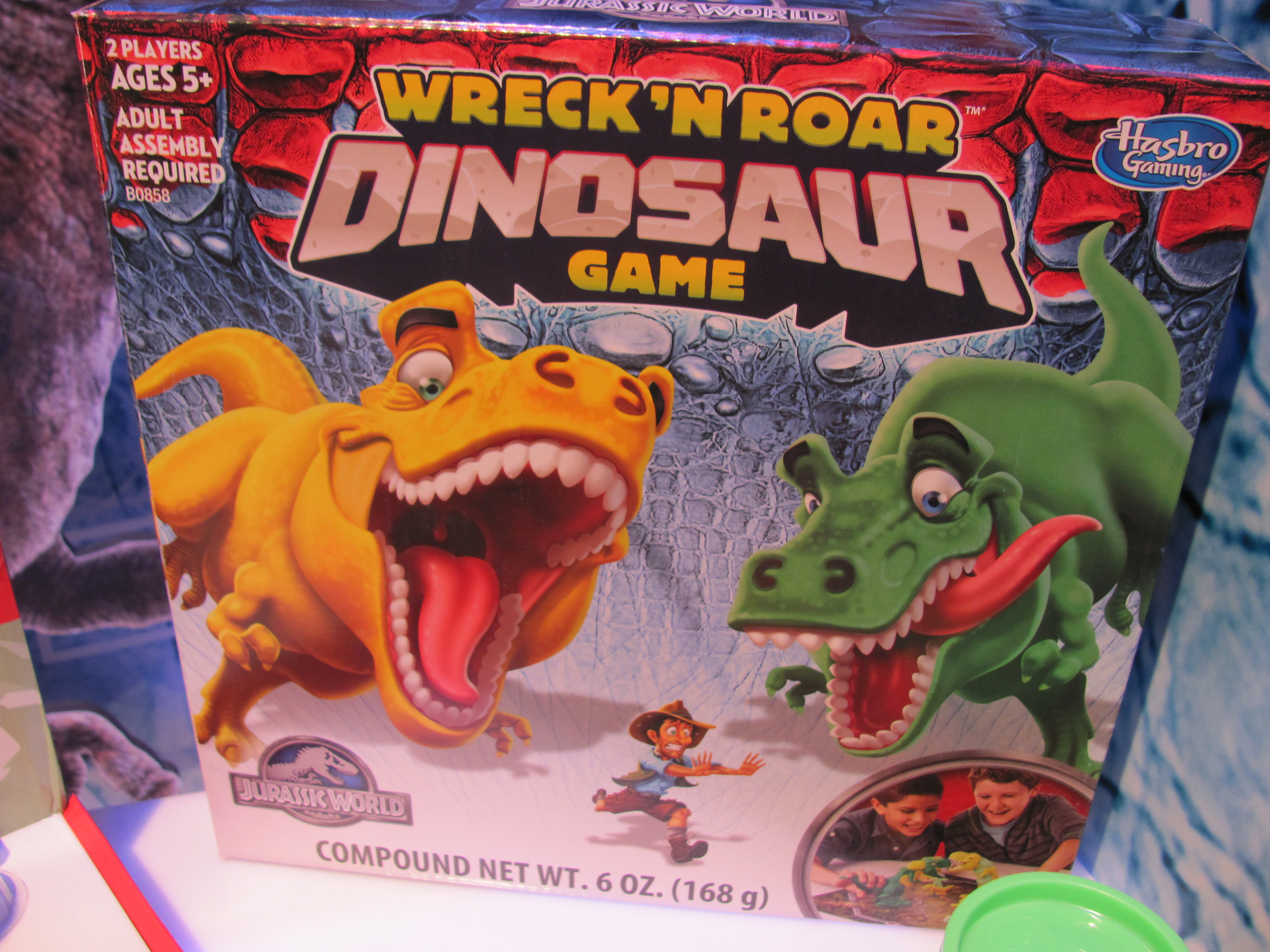 Toys And Games : Toy fair —jurassic world games toys and lego by
