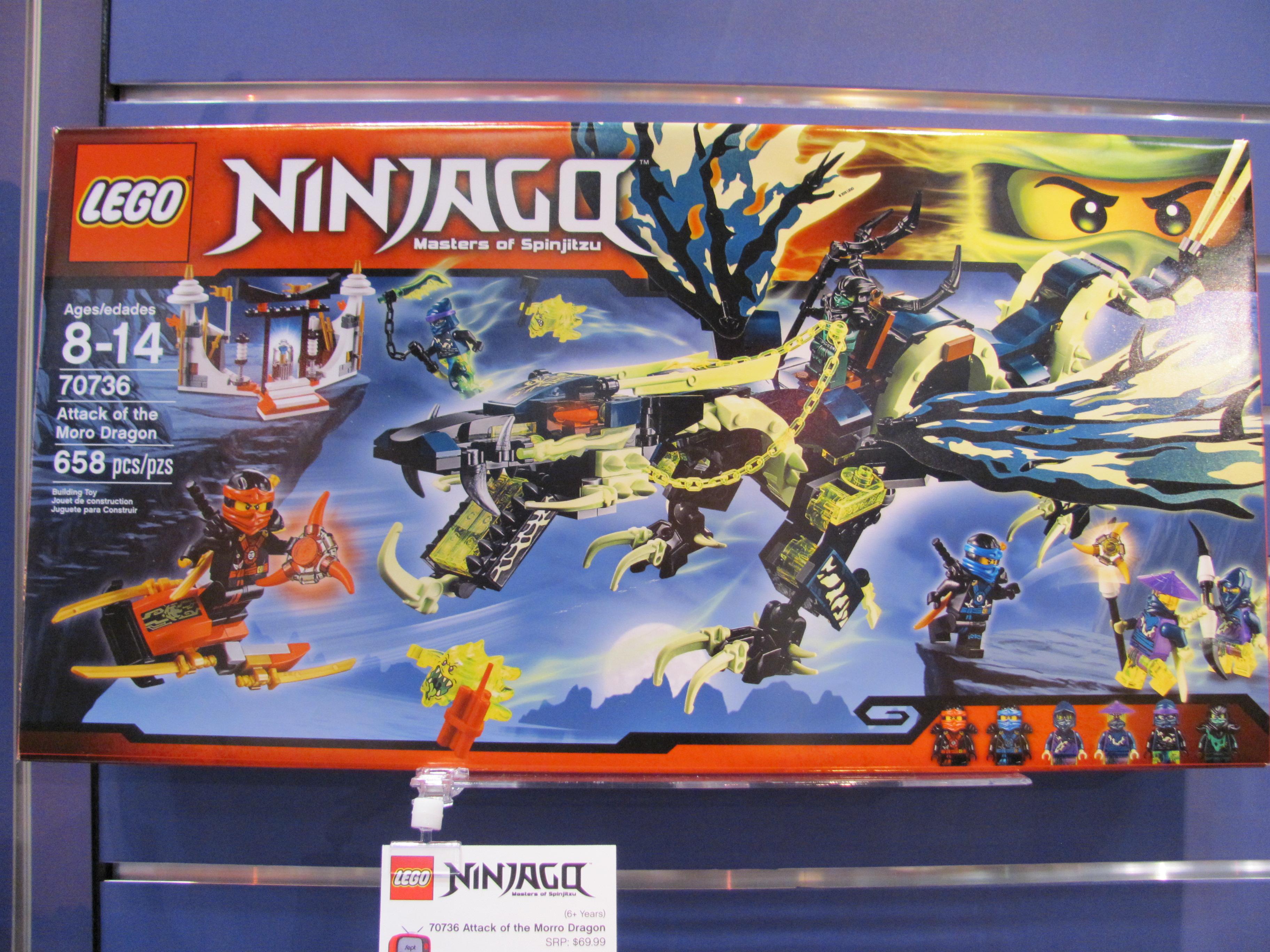 Toy Fair 2015 Lego Legends of Chima
