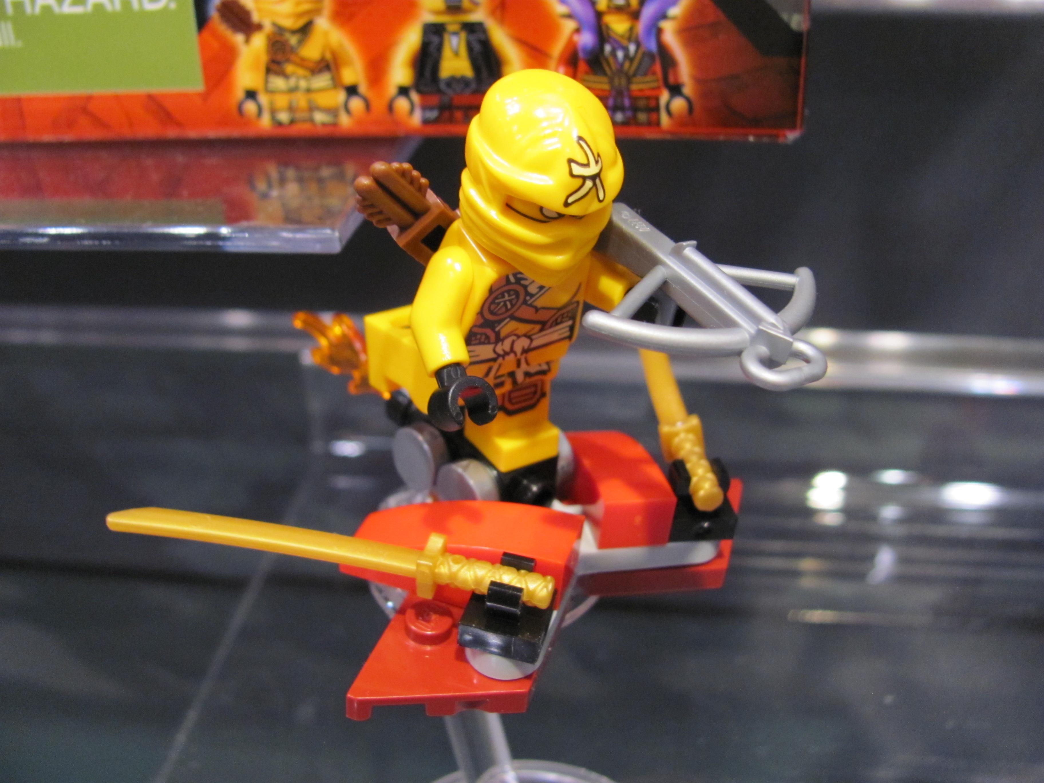 Lego Ninja Toys : Toy fair —lego legends of chima and ninjago purple pawn
