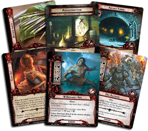 Lord of the RIngs Card Game Nightmare Expansion