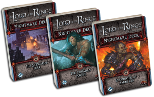 Lord of the Rings Nightmare Deck 1