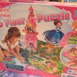 Princess Adventure 3D Floor Puzzle