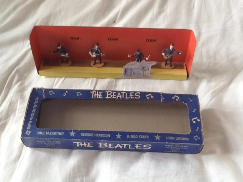 Beatles Subbuteo
