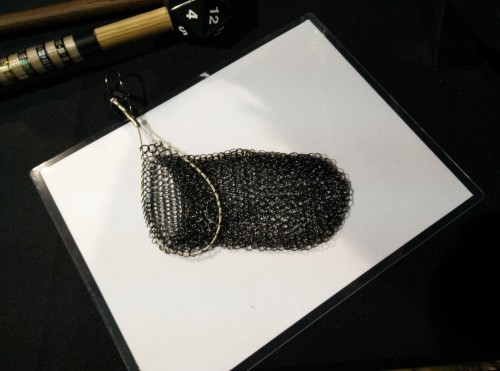 Chainmail Dice Bag
