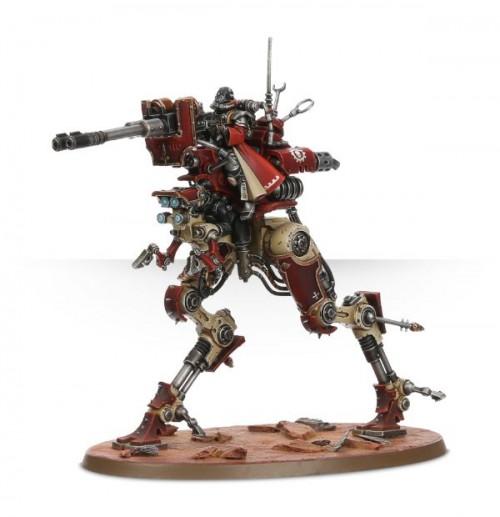 Skitarii Ironstrider Ballistarius