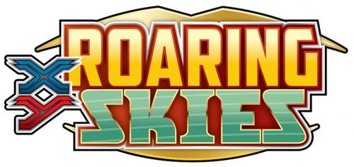 pkm Roaring Skies logo
