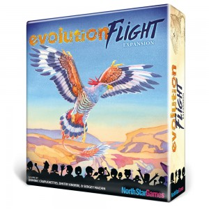 Evolution Flight Box Left3D