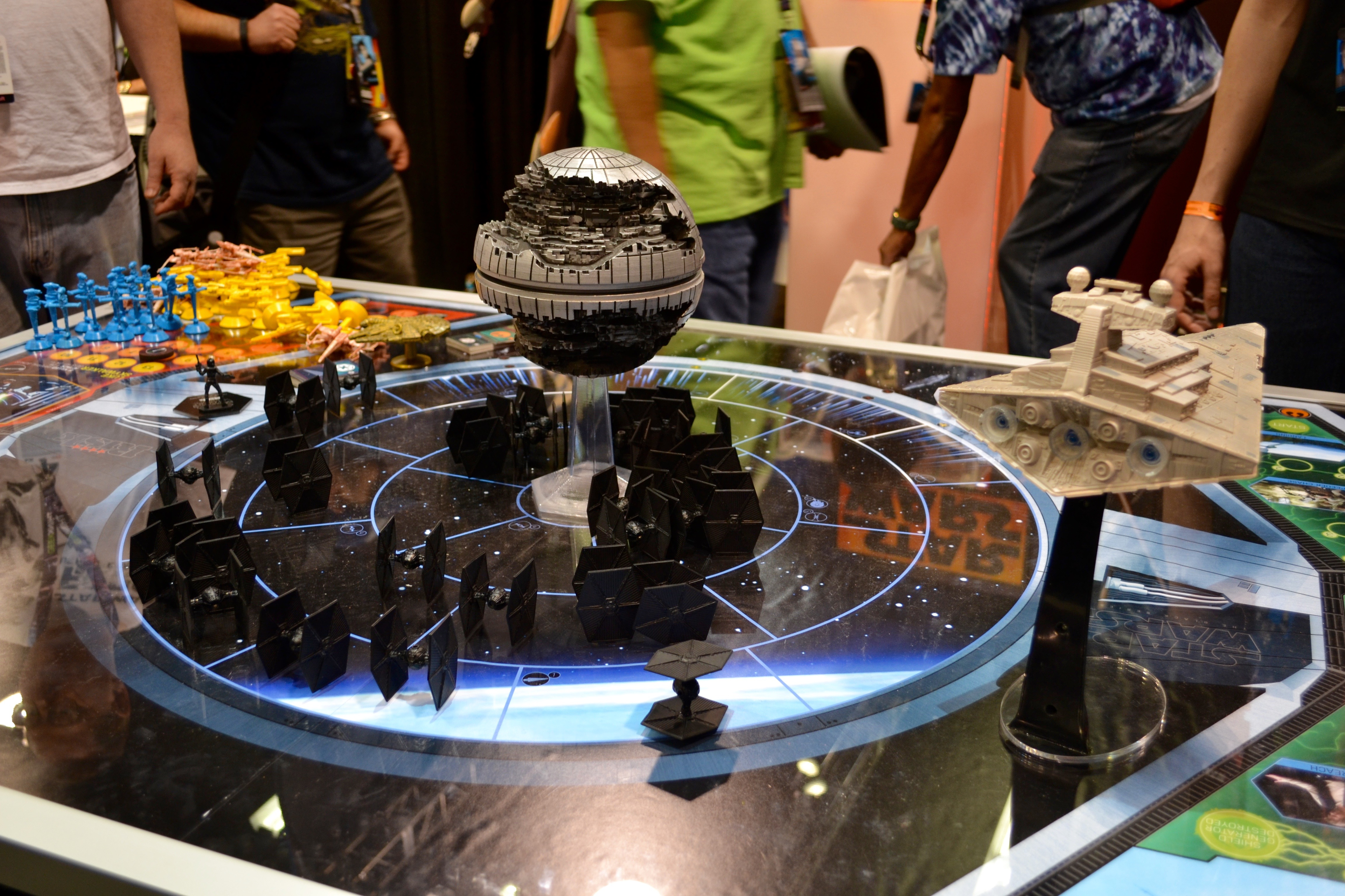 Risk: Star Wars Edition Micro Review: Black Series vs ...