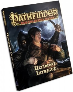 Pathfinder RPG Ultimate Intrigue