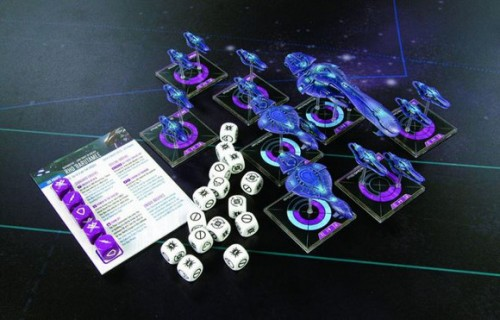 Halo Fleet Battles Covenant Ships