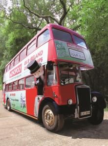 Monopoly UK Tour Bus