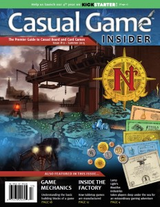 Casual Game Insider issue 12 cover