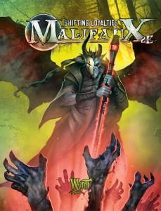 Malifaux Shifting Loyalties