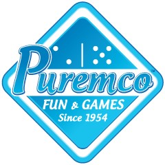 Puremco Fun & Games Logo