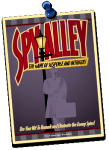 Spy Alley Spy Alley Game