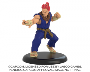 Street Fighter Miniature 1