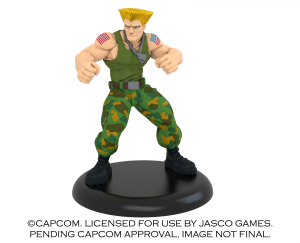 Street Fighter Miniature 3