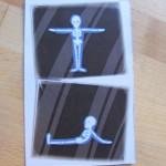 Doctor Panic X Ray Card