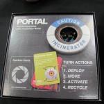 Portal Incinerator