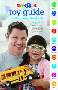 Toys R Us Toy Guide for Differently Abled Kids 2015
