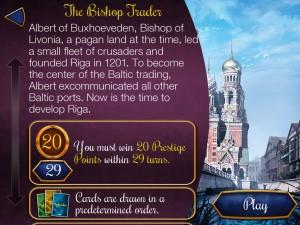 Bishop trader Challenge