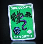 Girl Scouts Tabletop Role-Playing Games Badge