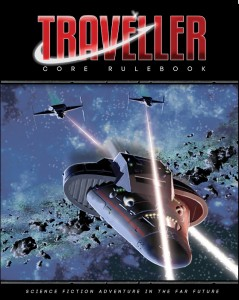Mongoose Traveller Core Rulebook