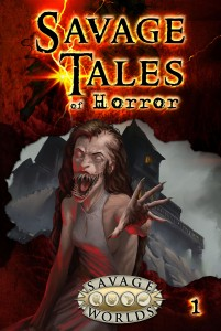 Savage Tales of Horror volume 1