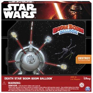 Star Wars Death Star Boom Boom Balloon
