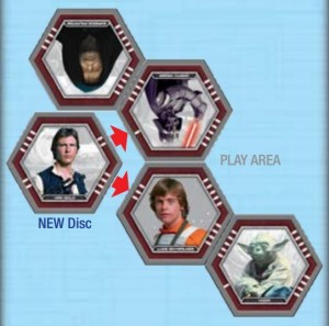 Star Wars Galactic Connexions Play