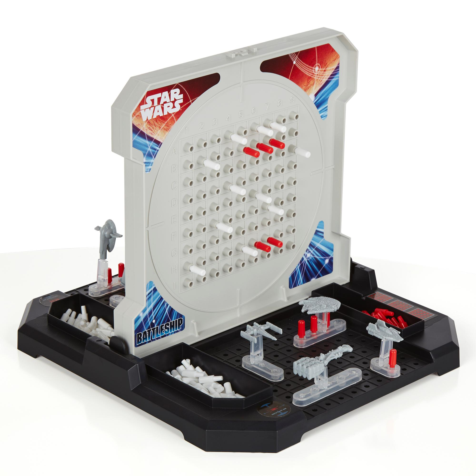 Amazon.com: Hasbro Gaming Battleship Game: Star Wars ...