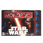 Star Wars The Force Awakens Monopoly
