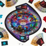 Star Wars The Force Awakens Monopoly Board