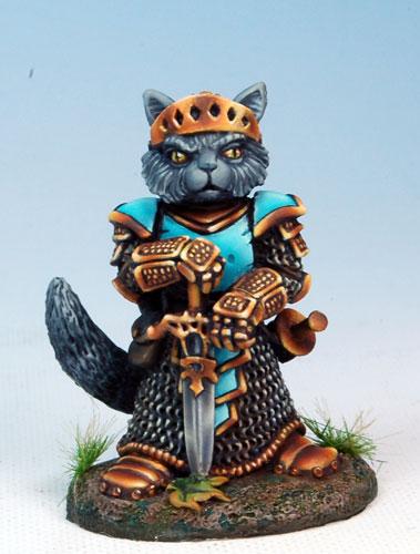 Cat Paladin