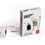 James Bond Movie Poster Playing Cards