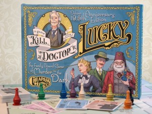 Kill Doctor Lucky Deluxe Anniversary Edition