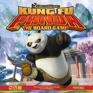 Kung Fu Panda The Board Game