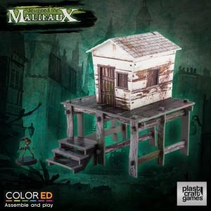 Malifaux Swamp Cottage